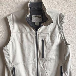 Orvis Men's softshell vest